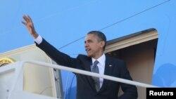 奧巴馬展開訪問亞洲行程