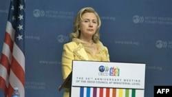 Ngoại trưởng Clinton kêu gọi Pakistan hãy bắt đầu tuân thủ cam kết của họ trong cuộc chiến chống khủng bố