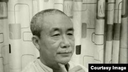 Nhà văn Nguyễn Quang Lập hay Bọ Lập