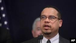 Umushingamateka, Keith Ellison aserukira Reta ya Minnesota, muri Reta Zunze Ubumwe za Amerika