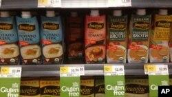 La FDA quiso advertir sobre las alergias que pueden causar ciertas especies que se encuentran en los productos sin gluten.
