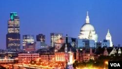 Londondan görünüş