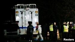 紐約一猶太拉比家中發生持刀傷人案。警察星期天(12月29日)在進行調查。