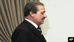 敘利亞駐伊拉克大使納瓦夫‧法爾斯(資料圖片)