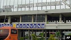 Aeroporto 4 de Fevereiro, em Luanda, reforça controlo sanitário