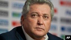 Victor Manuel Vucetich, el nuevo técnico de México, dijo que el partido de esta noche será el más importante de su vida.