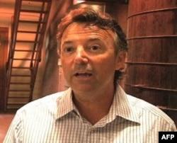 Stiv Riboli - San Antonio vino xo'jaligi vitse-prezidenti