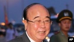 박의춘 북한 외무상