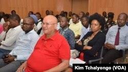 Jornadas da cidadania e direitos humanos em Angola