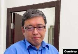 台湾国防安全研究院助理研究员舒孝煌