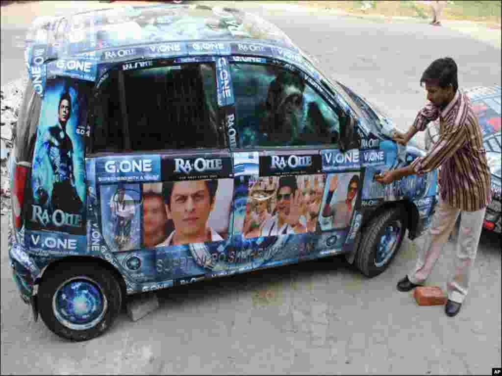 شاہ رخ خان کا ایک پرستار
