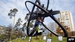 Spomenik žrtvama nuklearne nesreće u Černobilu