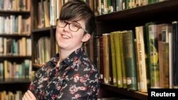 Journalist Lyra McKee