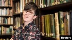 북아일랜드 총격 사건으로 숨진 리라 맥키 기자