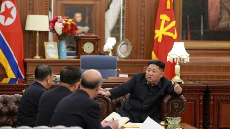 ڕابەری کۆریای باکوور ڕازییە لە وتوێژەکانی پێش کۆبوونەوەی دووەم لەگەڵ سەرۆک ترامپدا