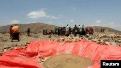 Amapfa yatejwe na El Nino
