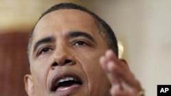 奥巴马总统5月19日就美国对中东和北非政策发表讲话