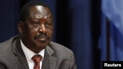 Thủ tướng Kenya Raila Odinga