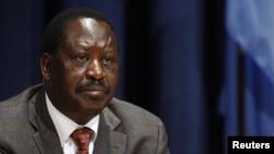 Perdana Menteri Kenya, Raila Odinga meminta bantuan AS untuk menggempur miltan al-Shabab.