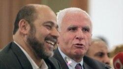 اعلام توافق جناح های فلسطینی برای تشکيل دولت وحدت ملی
