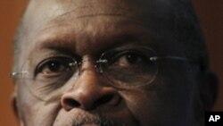 Herman Cain အမ်ဳိးသမီးတခ်ဳိ႕အေပၚ မဖြယ္မရာေႏွာက္ယွက္ဟု စြတ္စြဲခံရ