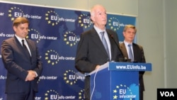 Bh. političari razgovarali o terorizmu sa delegacijom EU