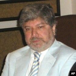 سرحدی علاقوں کی وزارت کے جوائنٹ سیکرٹری عمران زیب