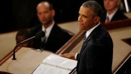 Presidenti Obama mban fjalimin për gjendjen e vendit
