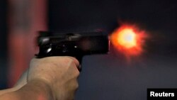 Ilustrasi penembakan (Foto: dok).