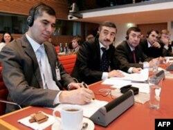 O'zbekiston delegatsiyasi, Berlin, 29 oktabr 2010