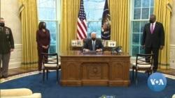 Sweeping Changes Take Shape at Pentagon as Biden's Defense Secretary Takes Charge