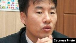 대북인권단체 '성통만사' 김영일 대표