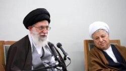 رفسنجانی ریاست مجلس خبرگان رهبری را از دست داد
