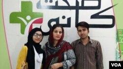 ڈاکٹر سارہ، سعید صحت کہانی پروگرام کی بانی