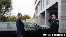 İlham Əliyev və Eldar Mahmudov