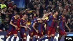 Barcelona, salah satu klub terbaik di Eropa, mengontrak pemain asal Brasil berusia 18 tahun, Rafinha Alcantara (foto:dok).