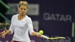 حذف رادوانسکا در دور نخست تنیس قطر