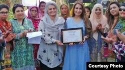 ریما خان، مسرت مصباح کے ساتھ