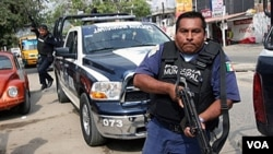 La violencia del crimen organizado ha dejado más de 36.400 asesinados en todo el país desde diciembre del 2006.