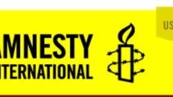 """Dhaabii mirga namaatiif falmu,Amnesty Intenational qabsoo 'gootummaatti"""" jira"""