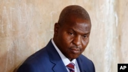 Faustin Archange Touadéra, le président élu de la Centrafrique