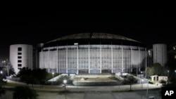 """Definido en su momento como """"la octava maravilla del mundo"""", el Astrodome de Houston fue inaugurado en 1965."""