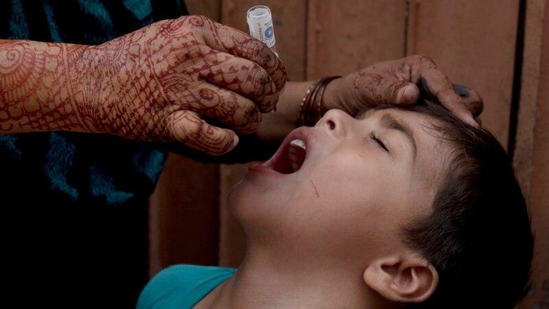 پشاور میں 10 سال تک کے بچوں کو پولیو ویکسین دینے کا فیصلہ