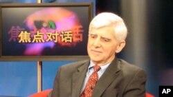 学者盖保德认为中国不应该放开短期资本流动