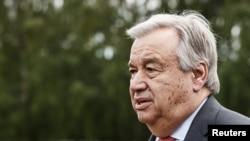 ကုလအတြင္းေရးမွဴးခ်ဳပ္ Antonio Guterres