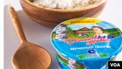 Wimm-Bill-Dann es conocida por sus productos lácteos