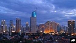 جاکارتا مرکز اندونیزیا