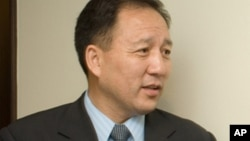 西藏流亡政府驻台代表达瓦才仁