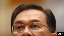 Lãnh đạo đối lập Malaysia Anwar Ibrahim