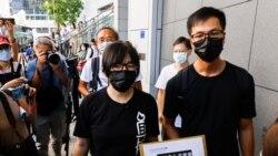 香港支聯會向警務處長遞交公開信 指警方誤解法律堅持拒交資料